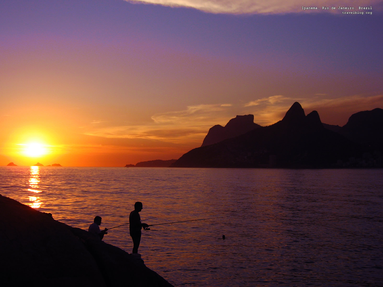 Sunset Wallpaper Brazil